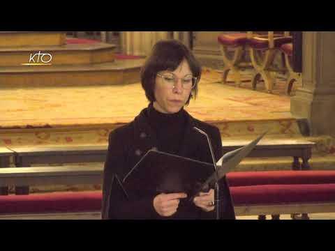 Vêpres du 12 novembre 2020 à Saint-Germain-l'Auxerrois