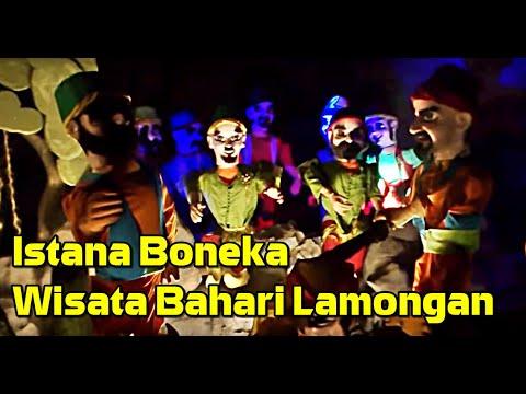 Video Istana Boneka Wisata Bahari Lamongan