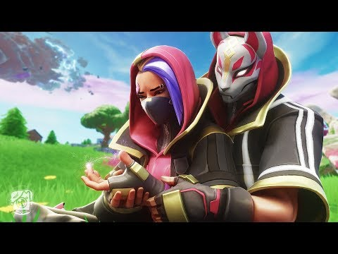 CATALYST FALLS IN LOVE WITH DRIFT?! *SEASON X* (A Fortnite Short Film)