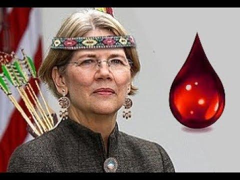 Elizabeth Warren Falls Back on the One Drop Rule