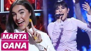 """MARTA GANA A NATALIA Con """"AVE MARÍA"""" De DAVID BISBAL En 'La Mejor Canción Jamás Cantada'"""