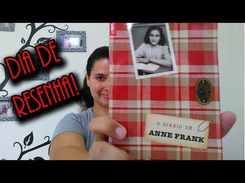 Dia de Resenha | O Diário de Anne Frank