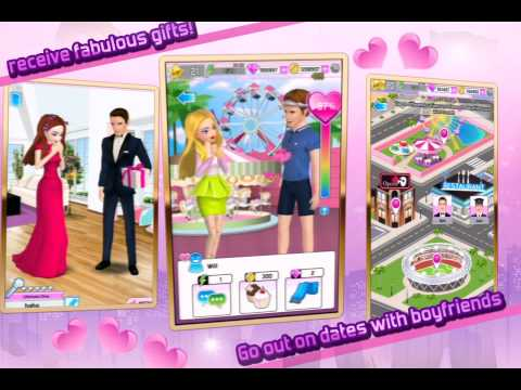 Video of Top Celebrity: 3D Fashion Game