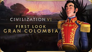 Видео Sid Meier's Civilization VI - Maya & Gran Colombia Pack