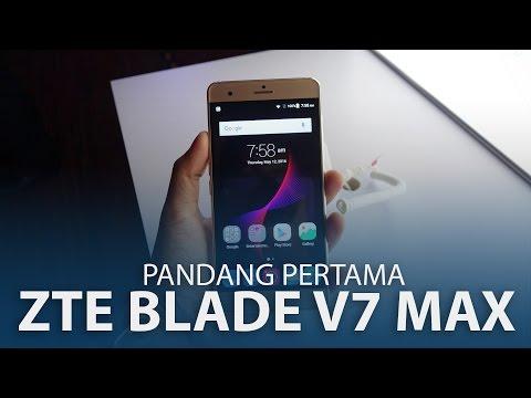 Pandang Pertama: ZTE Blade V7 Max