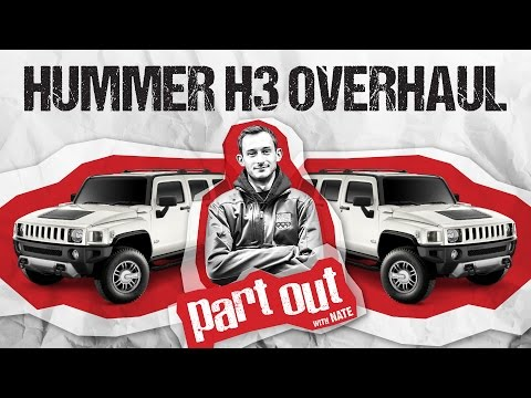 HUMMER H3 Upgrades:  Part Out