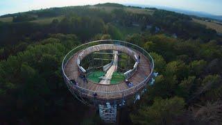 Ski jump Lomnice. Last flying Armattan Rooster ????- Fpv Freestyle