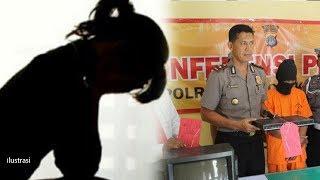 Seorang Kakek di Yogyakarta Berusia 56 Tahun, Cabuli Cucu dan Keponakannya Selama Hampir Setahun