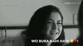 Pakistani Drama Anaa Best Sad Dialogue   Hania Amir & Nimal Khawar   Status Zone Official