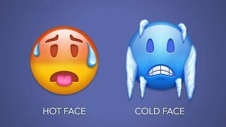 👀 First look: All 150+ Emojis for 2018