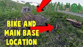 Bike And Main Base Location   7 Days To Die Valmod   S7 E21