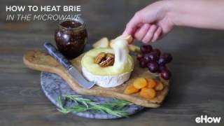 How To Heat Brie