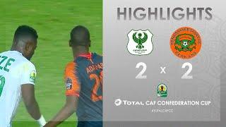 CC CAF : Al Masry 2-2 RS Berkane