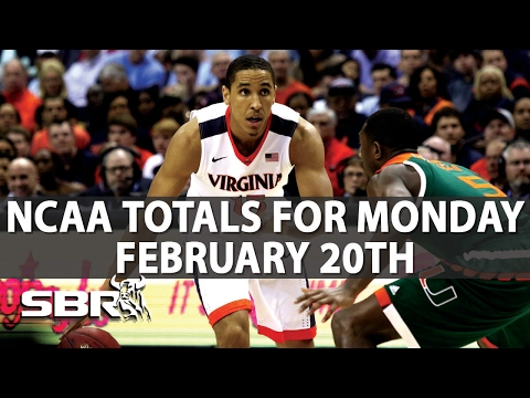 NCAA Basketball Picks | Totals For Monday, February 20th