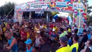 preview picture of video 'XXXV Gran Fondo Internacional de Siete Aguas 2014 - Salida'