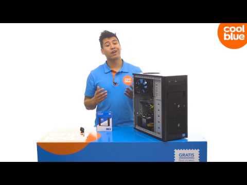 Hoe bouw ik een 2,5 inch SSD in in mijn desktop?