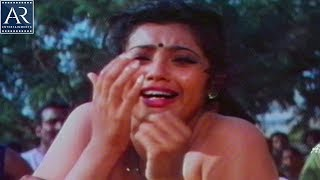 Download Video Punya Bhoomi Naa Desam Movie Scenes | Khali Removes Meena Saree | AR Entertainments MP3 3GP MP4