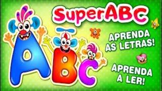Super ABC Para Crianças! APRENDER O ABC