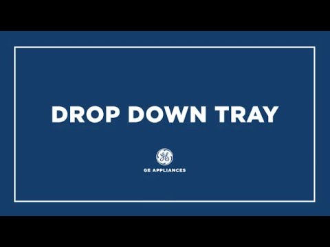 Drop Down Tray