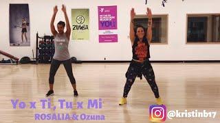 Yo X Ti, Tu X Mi (ROSALIA & Ozuna) Zumba®️ Fitness Choreography