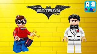 The LEGO Batman Movie Game - Bruce Wayne vs Dick Grayson Part 16