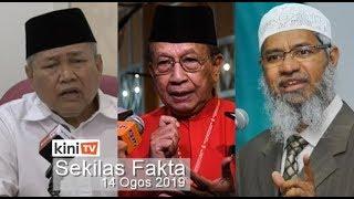 Ibrahim Ali terkejut dengan Rais Yatim, Zakir puji Dr M