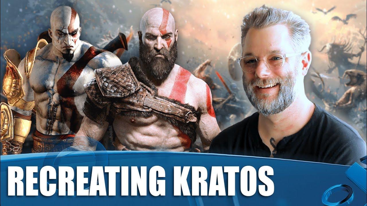 Il sequel di God of War si concentrera' soprattuto su Kratos e Faye