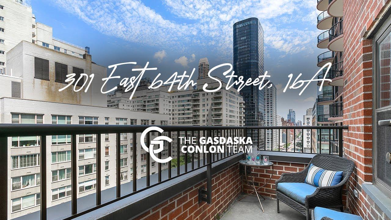 Walkthrough for 301 East 64 Street - 17M