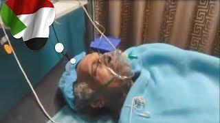 """بالفيديو فنان سوداني يصف البشير بـ """"الطاغية"""" وهو تحت التخدير عقب عملية جراحية"""