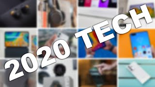 Google's 2020 Top Trending Tech & My Favourite 2020 Tech Items