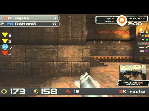 Three Must-See Quake III Matches Of QuakeCon 2013