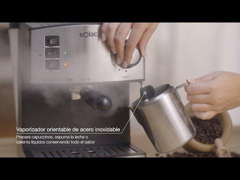 Cafetera Espresso 19 Bares CE4480 - Solac