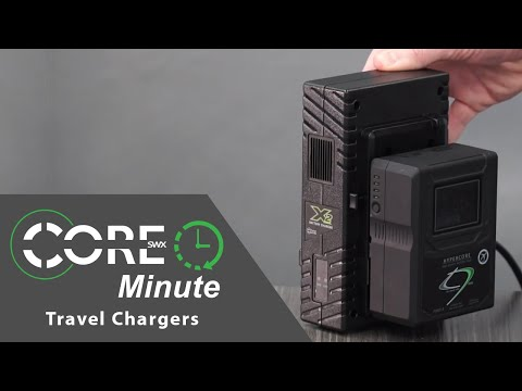 Core Minute: Travel Chargers