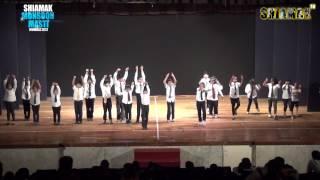 Stepping Up - Junior Advance Batch - Vashi - SHIAMAK'S Monsoon Masti 2102 - Mumbai