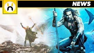 Aquaman New Images Tease Epic Comic Con Trailer