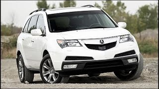 2011 Acura MDX Tech Package review - In 3 minutes you'll be an expert on the 2011 MDX