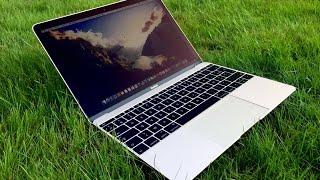 Test MacBook 12 Pouces 2015