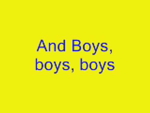 Boys Boys Boys (2008) (Song) by Lady Gaga