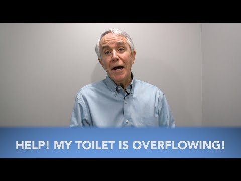 Home and Garden | How to stop an overflowing toilet