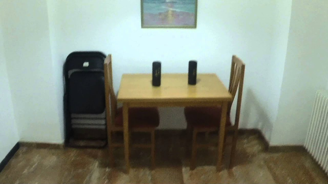 5 spacious rooms in a large apartment close to Barcelona city centre, all utilities included