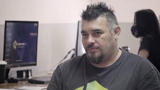 Roberto Miranda te cuenta todo sobre como trabaja nuestro equipo de diseño multimedia.