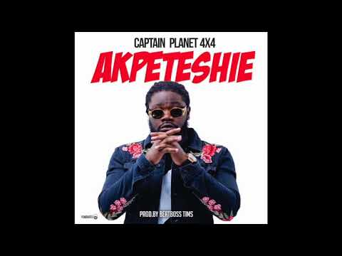 Captain Planet (4×4) – Akpeteshie (Prod. by BeatBoss Tims)