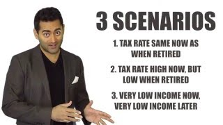 When you should AVOID using an RRSP