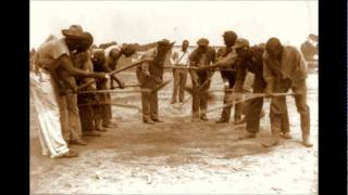 Original 1939 John and Ruby Lomax recording - Rock Island Line