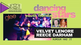 💋‍💃Velvet LeNore & Reece Darham | GLEE Cast - Rumour Has It @ Dancing With The South Florida Stars