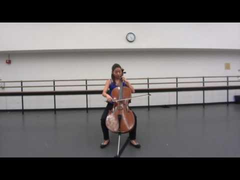 Bach 6 prelude