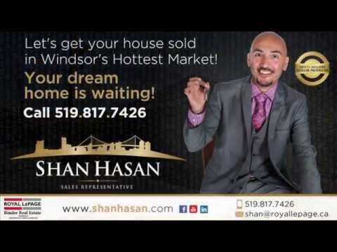 SOLD!!! 530 Hall | Walkerville / Windsor -  Shan Hasan