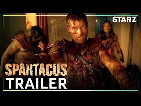 Spartacus Season 3 (Promo)