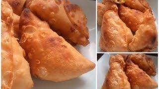 Meat Samosa Recipe