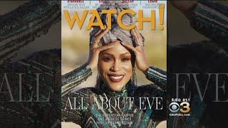 Philly's Own Eve Featured On Cover Of CBS Watch! Magazine